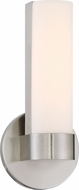 Nuvo 62-731 Bond Contemporary Brushed Nickel LED 9.5  Bathroom Lighting