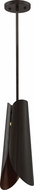 Nuvo 62-846 Thorn Contemporary Bronze with Copper Accents LED Mini Drop Lighting