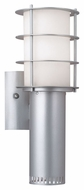 Philips F849541NV Hollywood Hills Contemporary Vista Silver Finish 15 Tall Outdoor Wall Lamp