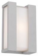 Philips F854010 Newport Modern Graphite Finish 7  Wide Exterior Wall Mounted Lamp