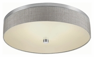 Philips FD0006836 Chelsea Satin Nickel Finish 4.375  Tall LED Overhead Lighting