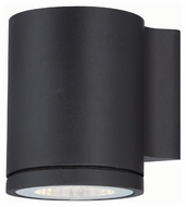 Philips FL0014030 Rox Modern Black Finish 6  Tall LED Lamp Sconce