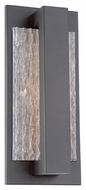 Philips FL0015030 Intrinsic Contemporary Black Finish 16  Tall LED Wall Lighting Sconce