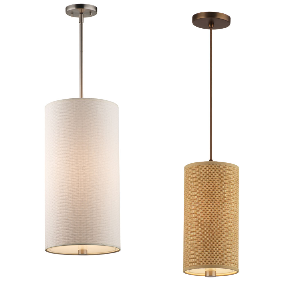 Philips taylor contemporary 12 tall mini pendant light Modern pendant lighting