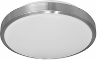 PLC 1150AL Milan Contemporary Aluminum LED Ceiling Light Fixture