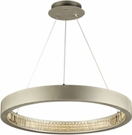 PLC 14835AL Orion Aluminum LED Pendant Light
