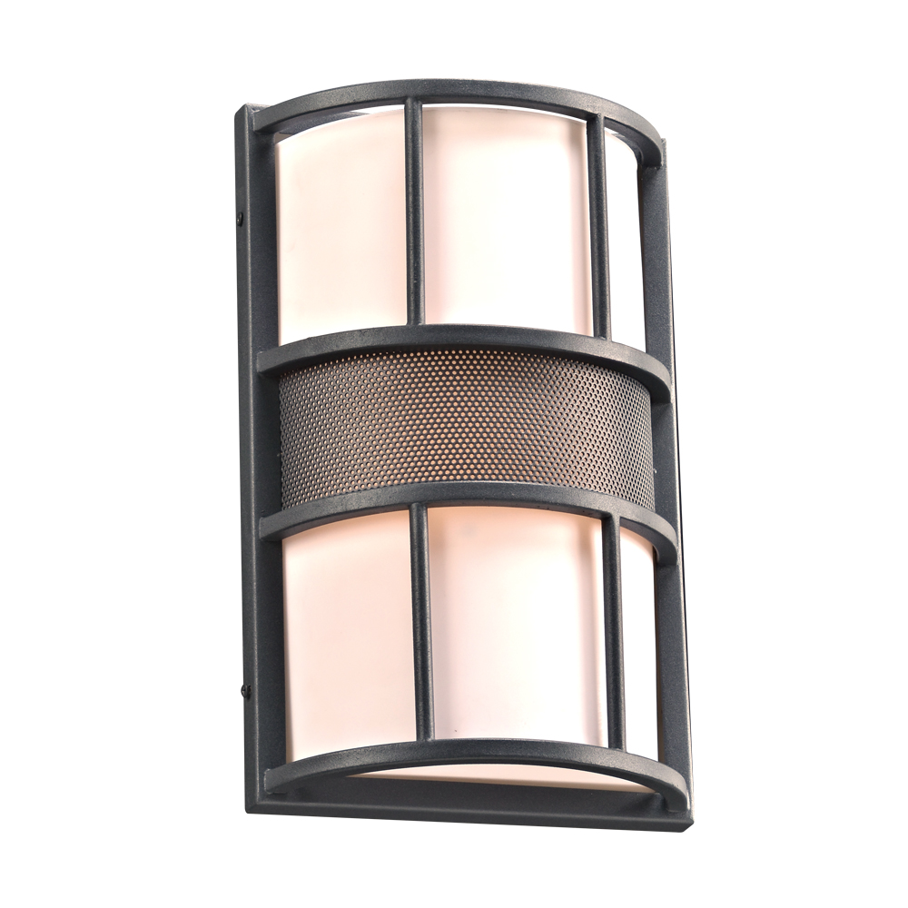 Wall Sconces B And Q : Modern Outdoor Wall Light in Bronze 72381246 Destination Lighting - Wall lights, LED bathroom ...