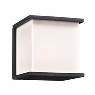 PLC 1725BZ Pandora Modern Bronze Outdoor Lighting Sconce