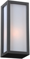 PLC 2240BZLED Dorato Modern Bronze LED Exterior Lighting Sconce