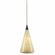 PLC 283-ORB Caroline Contemporary Oil Rubbed Bronze Halogen Mini Pendant Lighting