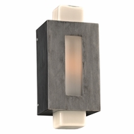 PLC 31630ANS Pema Modern Antique Silver Exterior Sconce Lighting