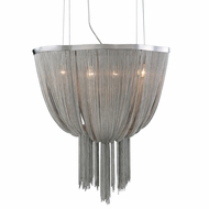 PLC 70013-SN Formae Contemporary Satin Nickel Chandelier Light