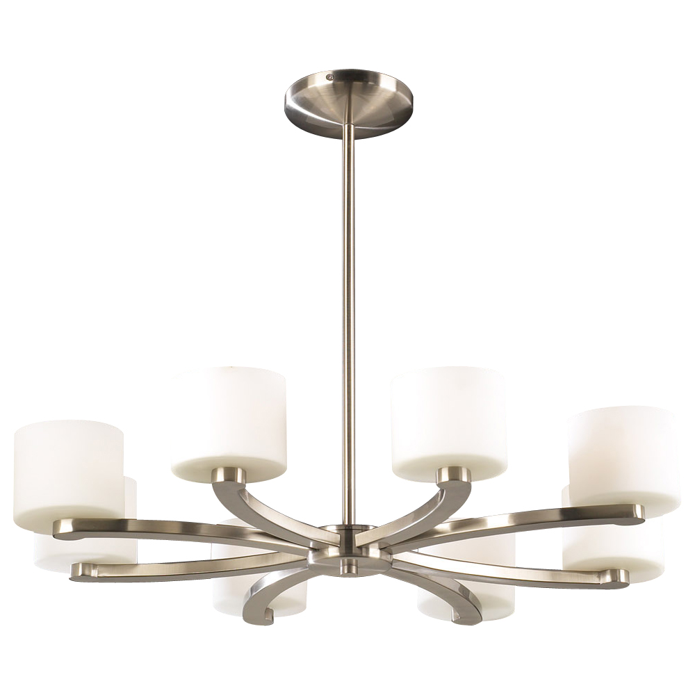 Plc 7619 sn de lion modern satin nickel halogen chandelier lighting plc 7619 sn de lion modern satin nickel halogen chandelier lighting loading zoom arubaitofo Image collections