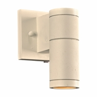 PLC 8022WH Troll-I Modern White Outdoor Lighting Wall Sconce