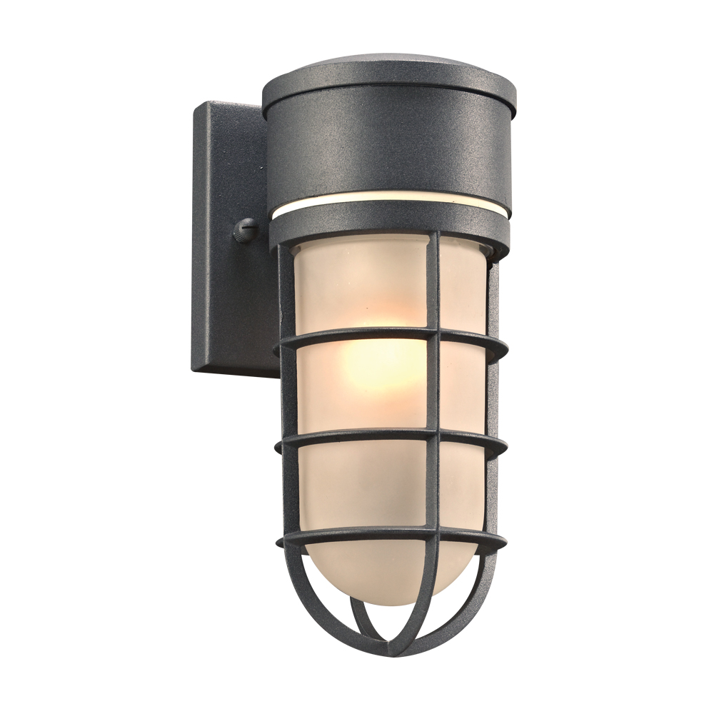 Plc 8050bz cage modern bronze outdoor wall light sconce plc 8050bz plc 8050bz cage modern bronze outdoor wall light sconce loading zoom arubaitofo Images