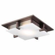 PLC 904-ORB Polipo Modern Oil Rubbed Bronze Ceiling Light