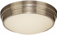 PLC 99900SNLED Turner Contemporary Satin Nickel LED Overhead Lighting