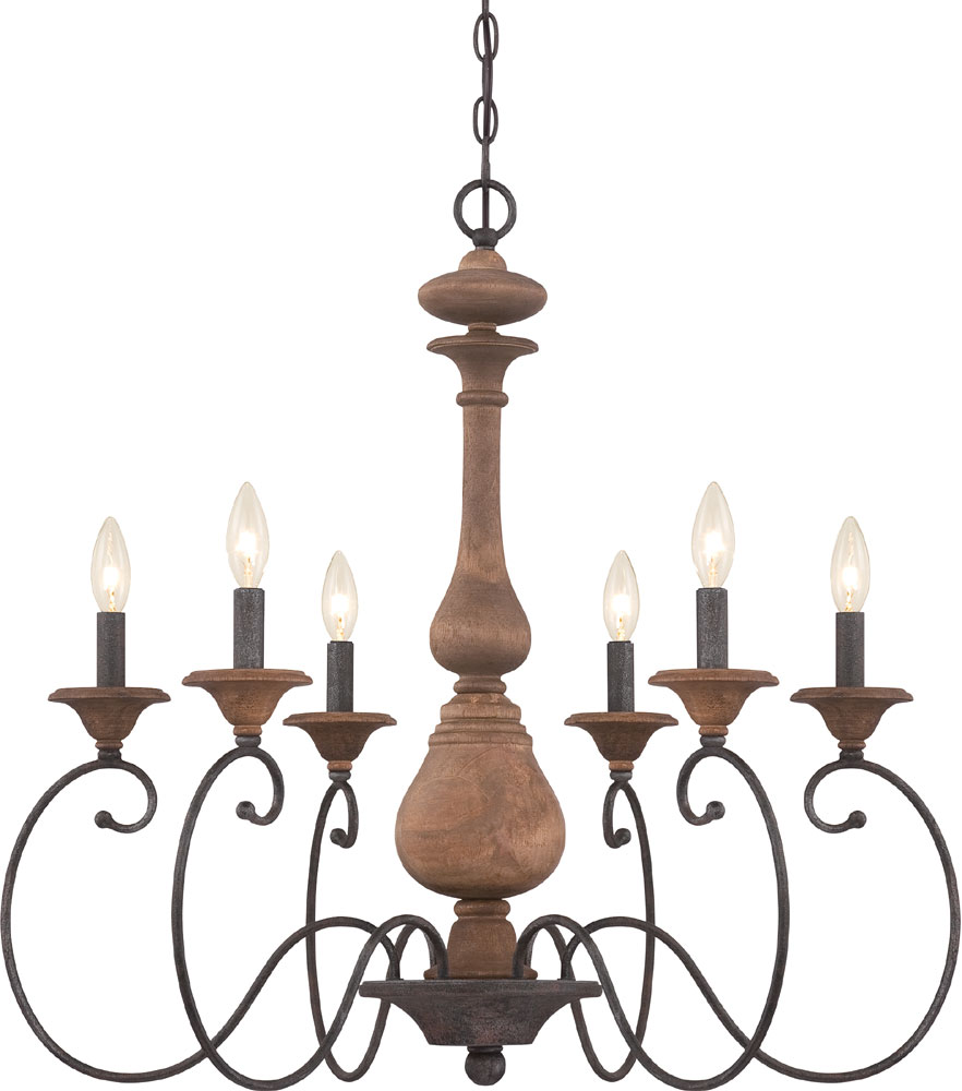 Quoizel abn5006rk auburn traditional rustic black chandelier light quoizel abn5006rk auburn traditional rustic black chandelier light loading zoom arubaitofo Image collections