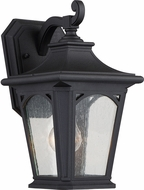 Quoizel BFD8407K Bedford Mystic Black Outdoor Wall Sconce