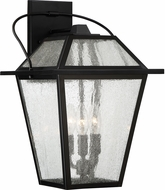 Quoizel BRE8411K Black Ridge Mystic Black Exterior 11  Wall Lighting