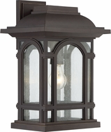 Quoizel CAT8411PN Cathedral Palladian Bronze Exterior 11.5  Lighting Wall Sconce