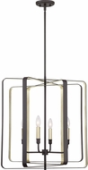 Quoizel CCE5204WT Cycle Modern Western Bronze Entryway Light Fixture
