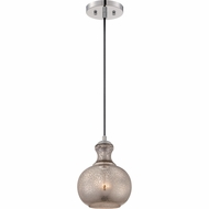 Quoizel CKSN1507AR Sonia Vintage Artica Finish 10.5  Tall Mini Hanging Light Fixture