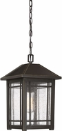 Quoizel CPT1910PN Cedar Point Palladian Bronze Exterior Pendant Lighting Fixture