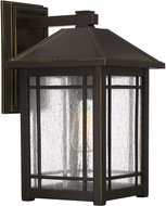 Quoizel CPT8410PN Cedar Point Palladian Bronze Outdoor 9.75  Wall Light Fixture