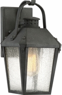 Quoizel CRG8406MB Carriage Traditional Mottled Black Outdoor 6  Lighting Sconce