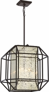 Quoizel CTO5204WT Colton Contemporary Western Bronze Pendant Lighting