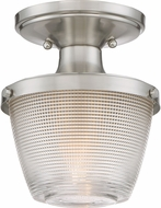 Quoizel DBN1707BN Dublin Contemporary Brushed Nickel Ceiling Lighting