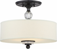 Quoizel DW1717D Downtown Dusk Bronze Overhead Light Fixture