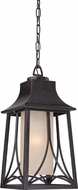 Quoizel HTR1908IBFL Hunter Imperial Bronze Fluorescent Exterior Hanging Lamp