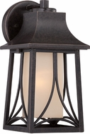 Quoizel HTR8406IB Hunter Imperial Bronze Outdoor Wall Mounted Lamp