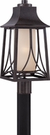 Quoizel HTR9008IB Hunter Imperial Bronze Outdoor Post Lighting Fixture