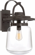 Quoizel LLE8411WT LaSalle Contemporary Western Bronze Outdoor 11  Wall Lighting