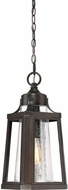 Quoizel LTE1909PN Lighthouse Modern Palladian Bronze Outdoor Pendant Light Fixture