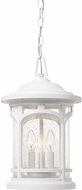 Quoizel MBH1911W Marblehead Fresco Outdoor Ceiling Pendant Light