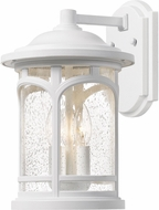 Quoizel MBH8411W Marblehead Fresco Outdoor 11  Lighting Wall Sconce