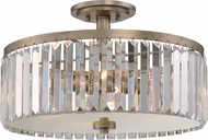 Quoizel MIR1718VG Mirage Contemporary Vintage Gold Ceiling Lighting