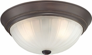 Quoizel ML184PN Melon Palladian Bronze 15  Overhead Lighting
