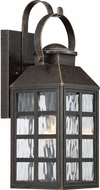 Quoizel MLS8406IBFL Miles Imperial Bronze Fluorescent Outdoor 6.5  Lighting Wall Sconce