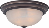 Quoizel MNR1611PN Manor Palladian Bronze 11  Flush Mount Lighting Fixture