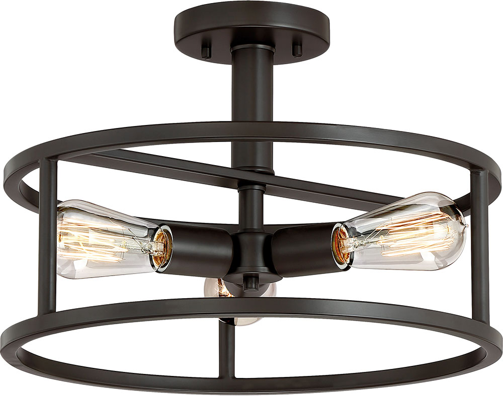Quoizel nhr1715wt new harbor modern western bronze 15 flush mount quoizel nhr1715wt new harbor modern western bronze 15nbsp flush mount light fixture loading zoom aloadofball Gallery