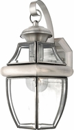Quoizel NY8316P Newbury Pewter Outdoor 8  Sconce Lighting
