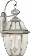 Quoizel NY8411P Newbury Pewter Exterior Wall Lighting Fixture