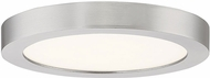 Quoizel OST1708BN Outskirt Contemporary Brushed Nickel LED 7.5  Overhead Lighting Fixture