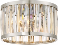 Quoizel PCBL1614BN Platinum Collection Ballet Contemporary Brushed Nickel Home Ceiling Lighting
