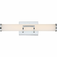 Quoizel PCBT8520C Platinum Collection Baton Contemporary Polished Chrome LED 19.25  Bathroom Wall Light Fixture